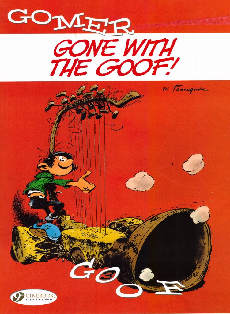 Gomer Goof 3: Gone with the Goof