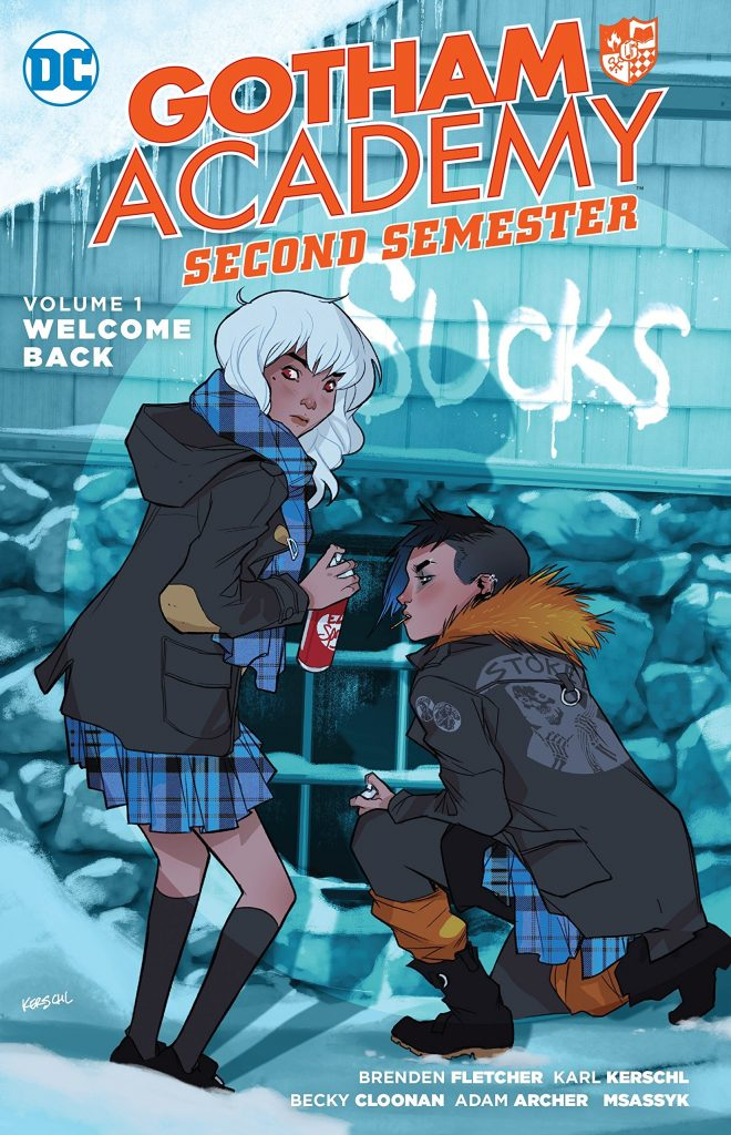 Gotham Academy Second Semester: Welcome Back
