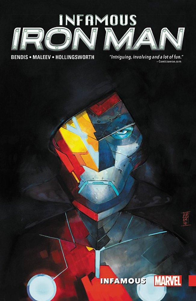 Infamous Iron Man: Infamous