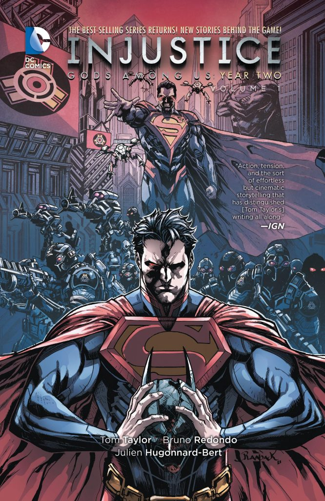 Injustice: Gods Among Us Year Two Vol. 1