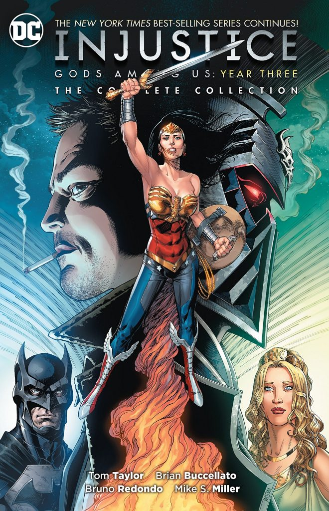 Injustice: Gods Among Us – Year Three The Complete Collection