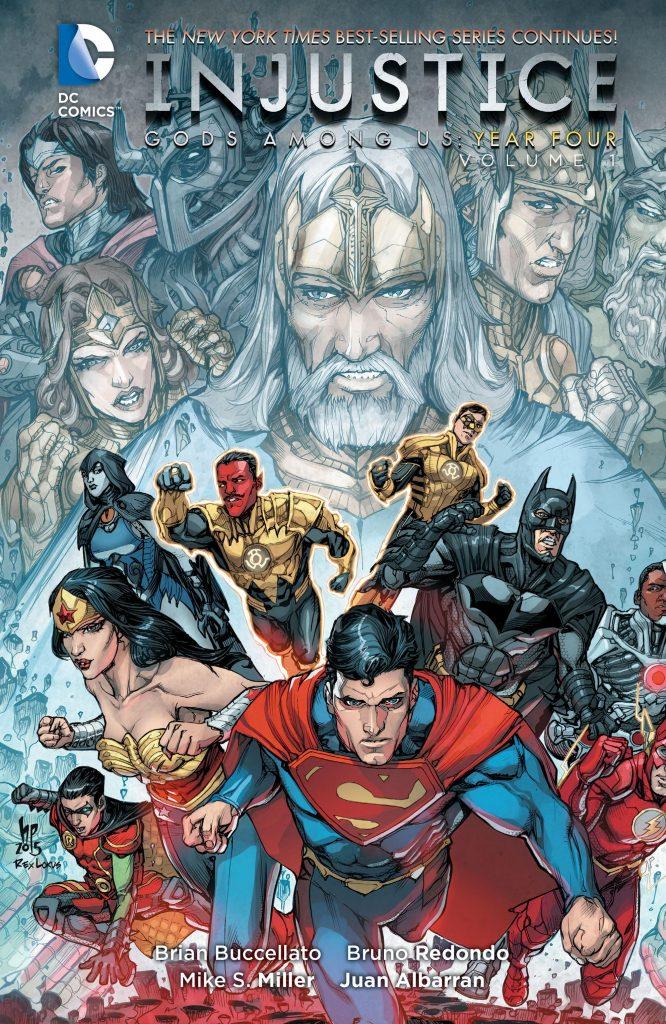 Injustice: Gods Among Us – Year Four, Volume 1
