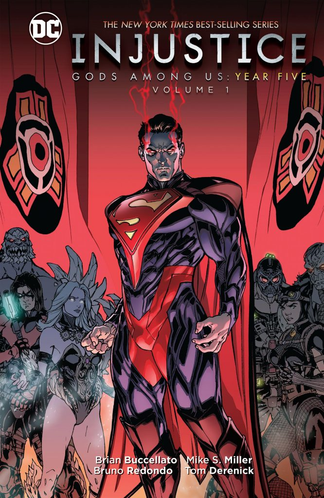 Injustice: Gods Among Us – Year Five, Volume 1