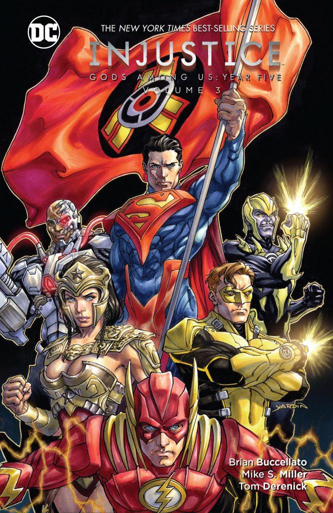 Injustice: Gods Among Us – Year Five, Volume 3