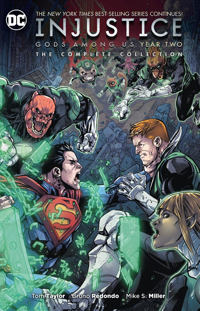 Injustice: Gods Among Us Year Two – The Complete Collection