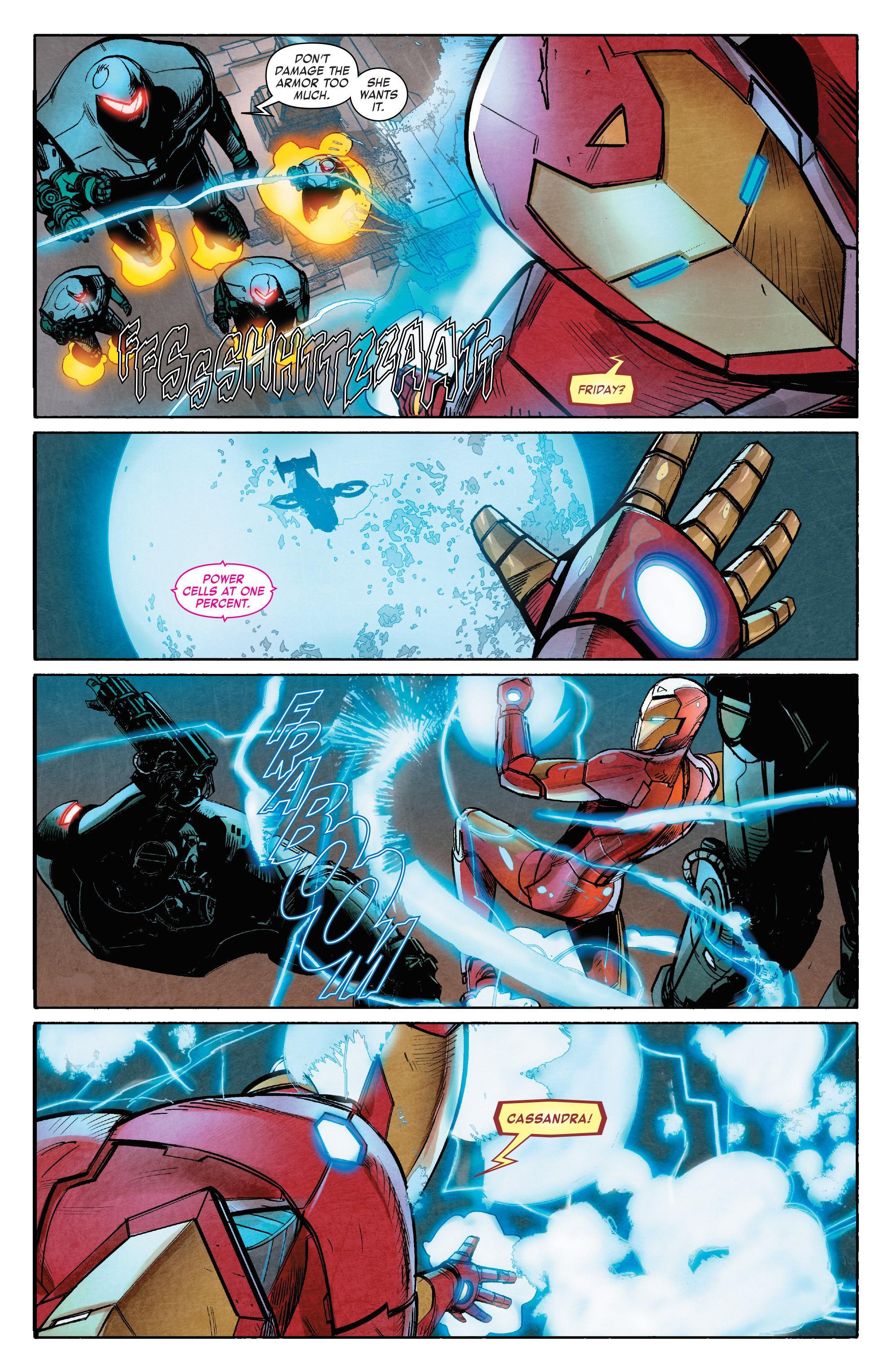International Iron Man review