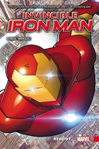Invincible Iron Man: Reboot