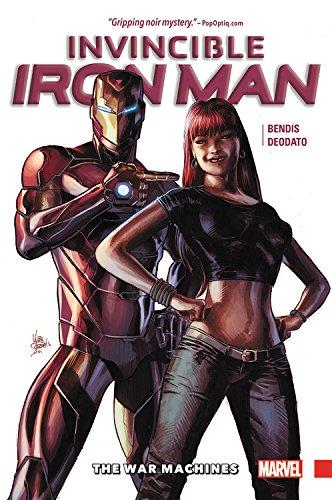 Invincible Iron Man: The War Machines