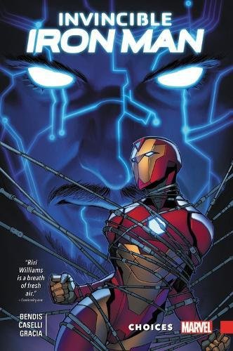Invincible Iron Man: Ironheart – Choices