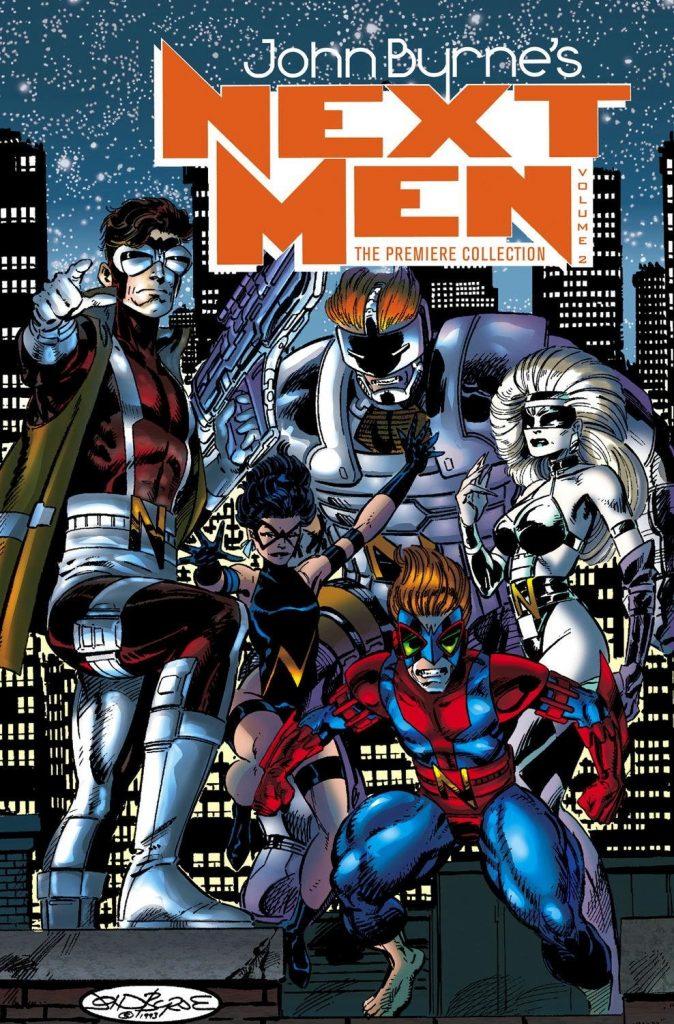 John Byrne's Next Men: The Premiere Collection Vol. 2