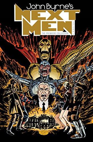 John Byrne's Next Men: The Premiere Collection Vol. 3