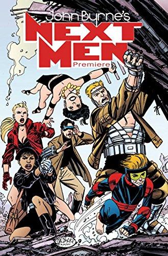 John Byrne's Next Men: The Premiere Collection Vol. 1
