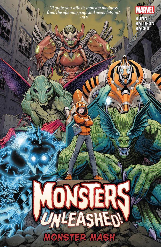 Monsters Unleashed: Monster Mash