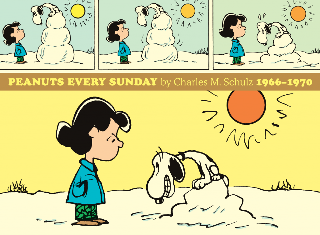 Peanuts Every Sunday 1966-1970