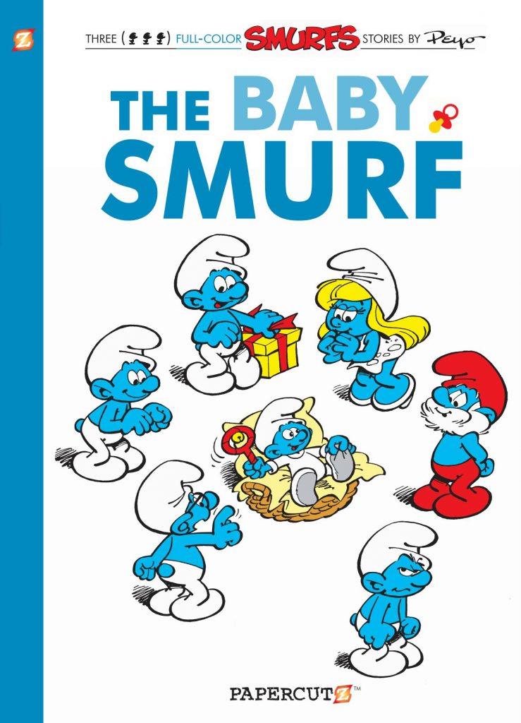 The Smurfs: The Baby Smurf
