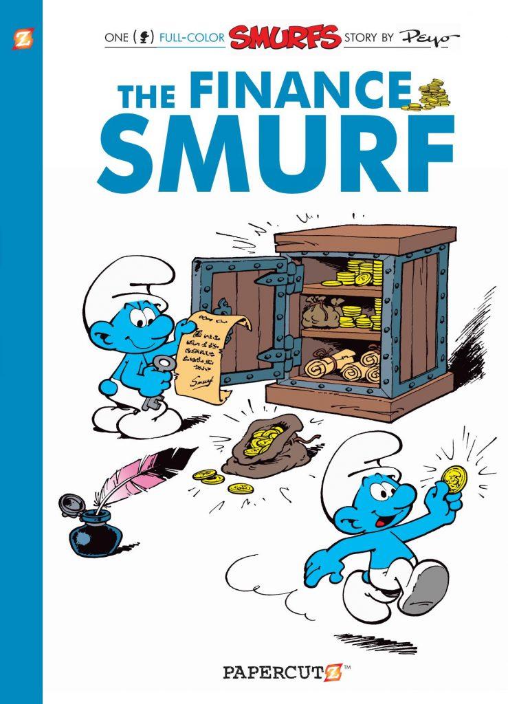 The Smurfs: The Finance Smurf