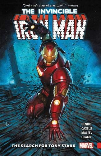 Iron Man: The Search for Tony Stark