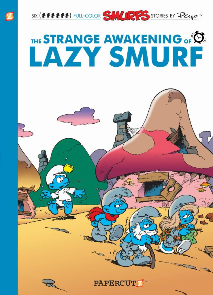 The Smurfs: The Strange Awakening of Lazy Smurf