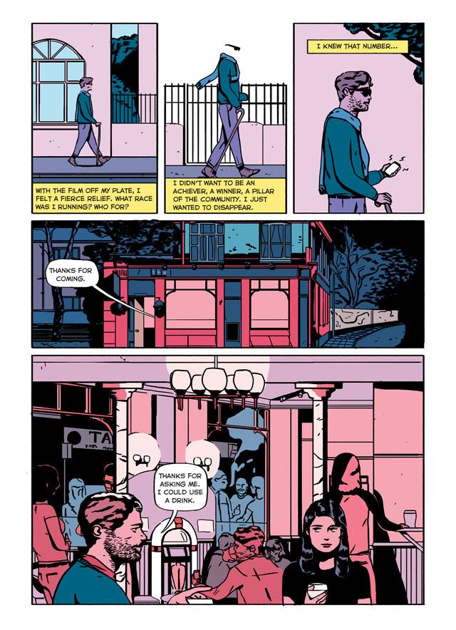 Tumult graphic novel review