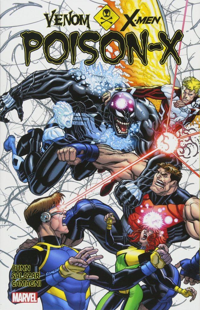 Venom X-Men: Poison X