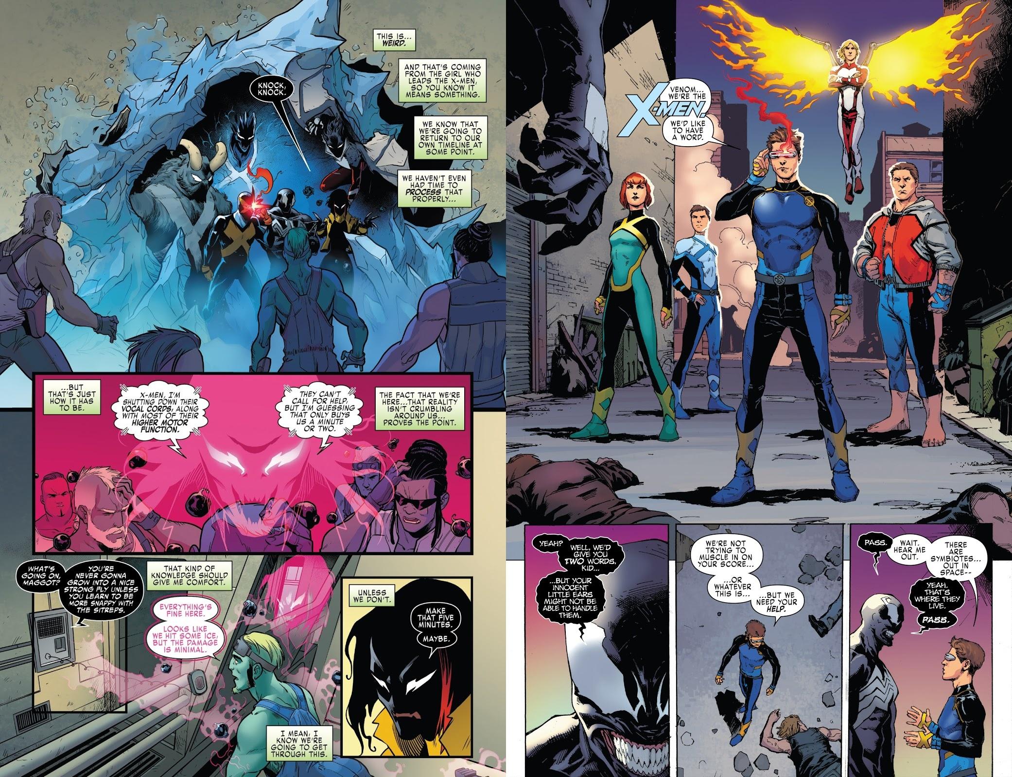 Venom X-Men Poison X review