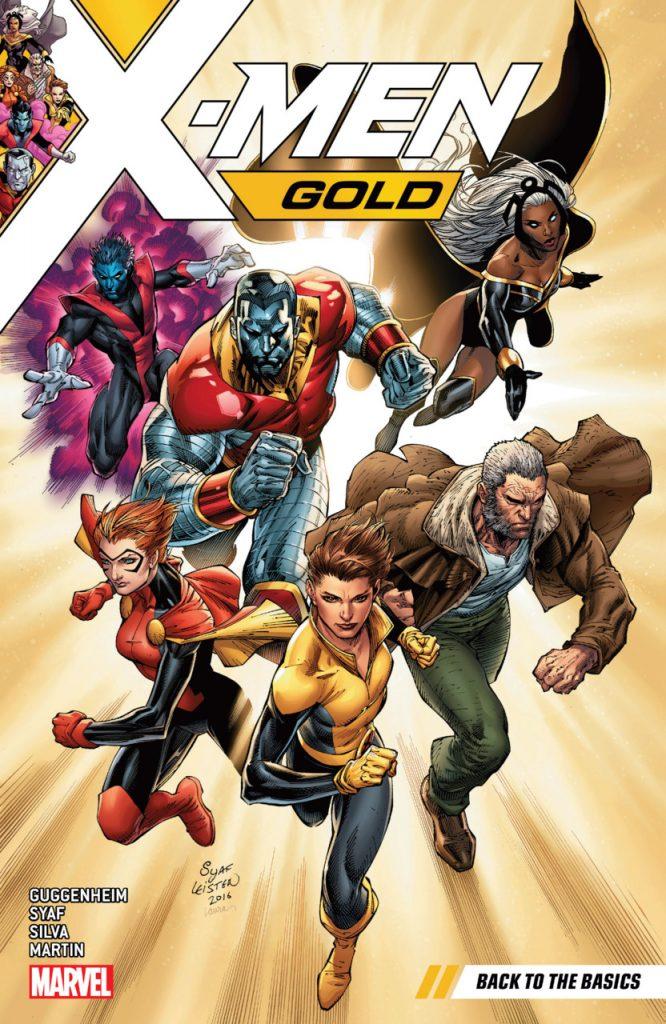 X-Men Gold Volume 1: Back to the Basics