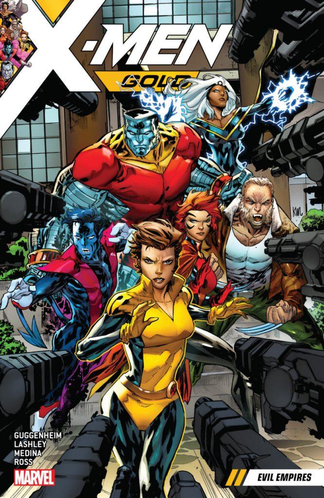 X-Men Gold Volume 2: Evil Empires