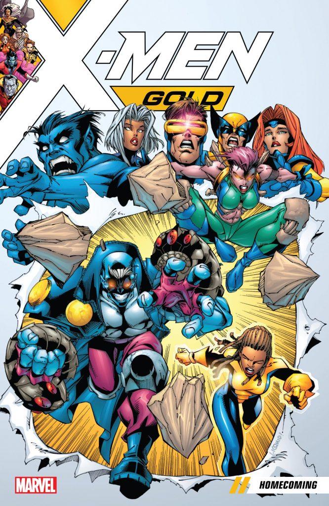 X-Men Gold Volume 0: Homecoming