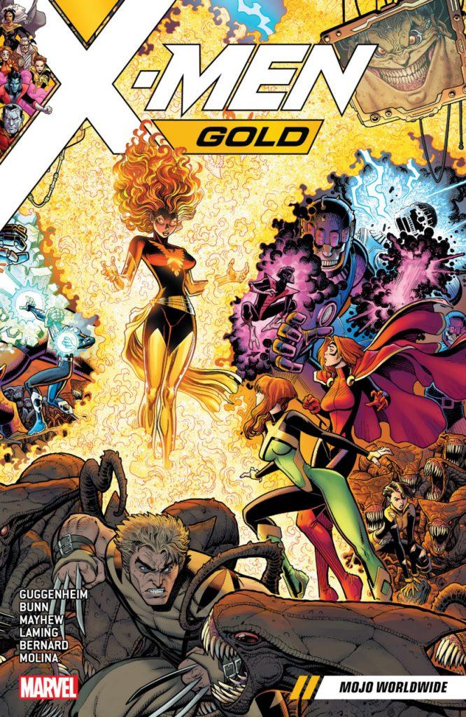 X-Men Gold Volume 3: Mojo Worldwide