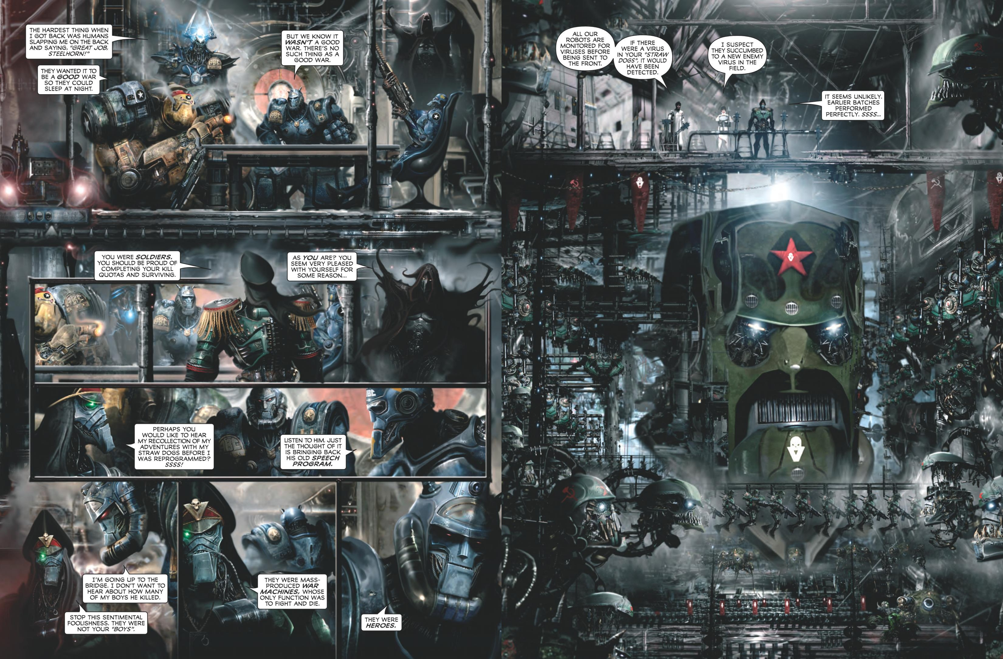 ABC Warriors Mek Files 04 review