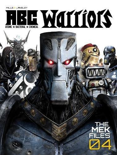 ABC Warriors Mek Files 04