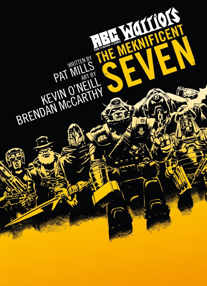 ABC Warriors: The Meknificent Seven
