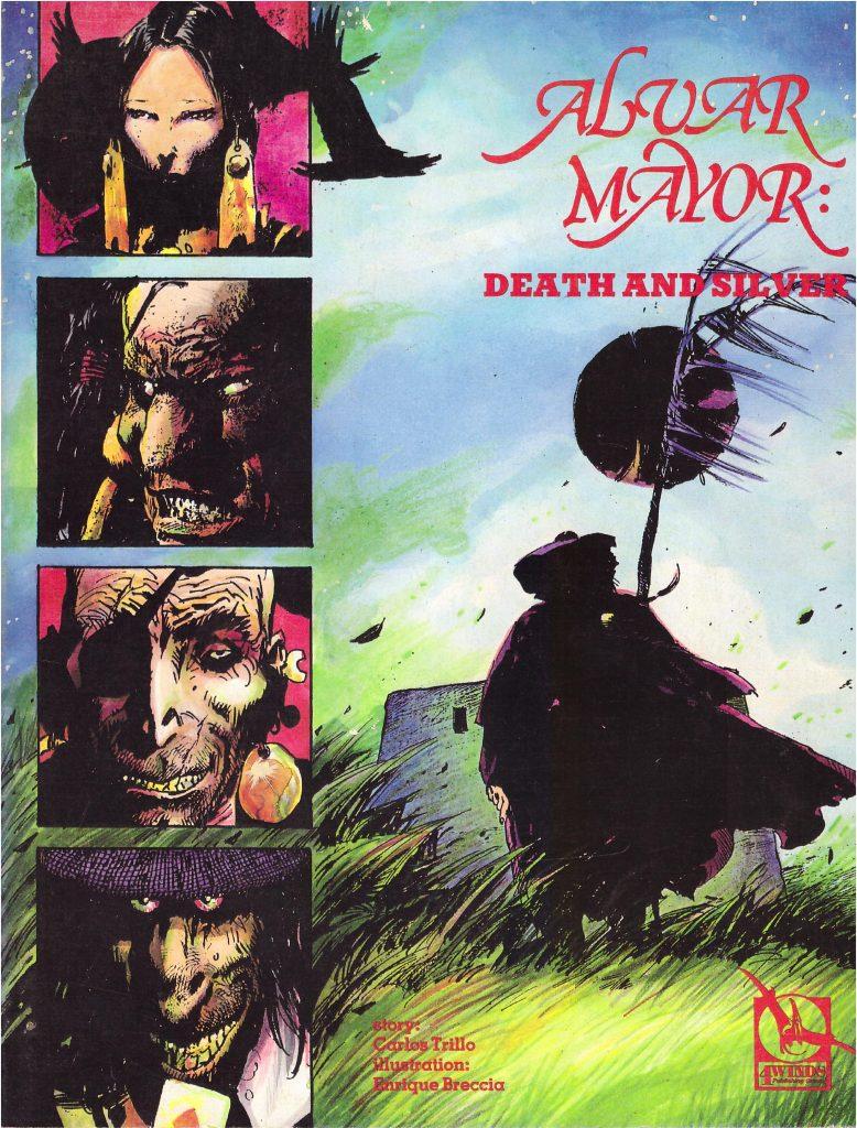 Alvar Mayor: Death and Silver