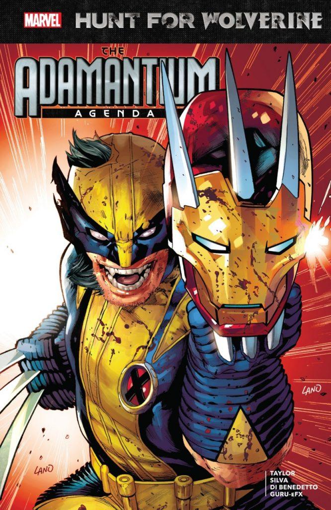 Hunt for Wolverine: The Adamantium Agenda