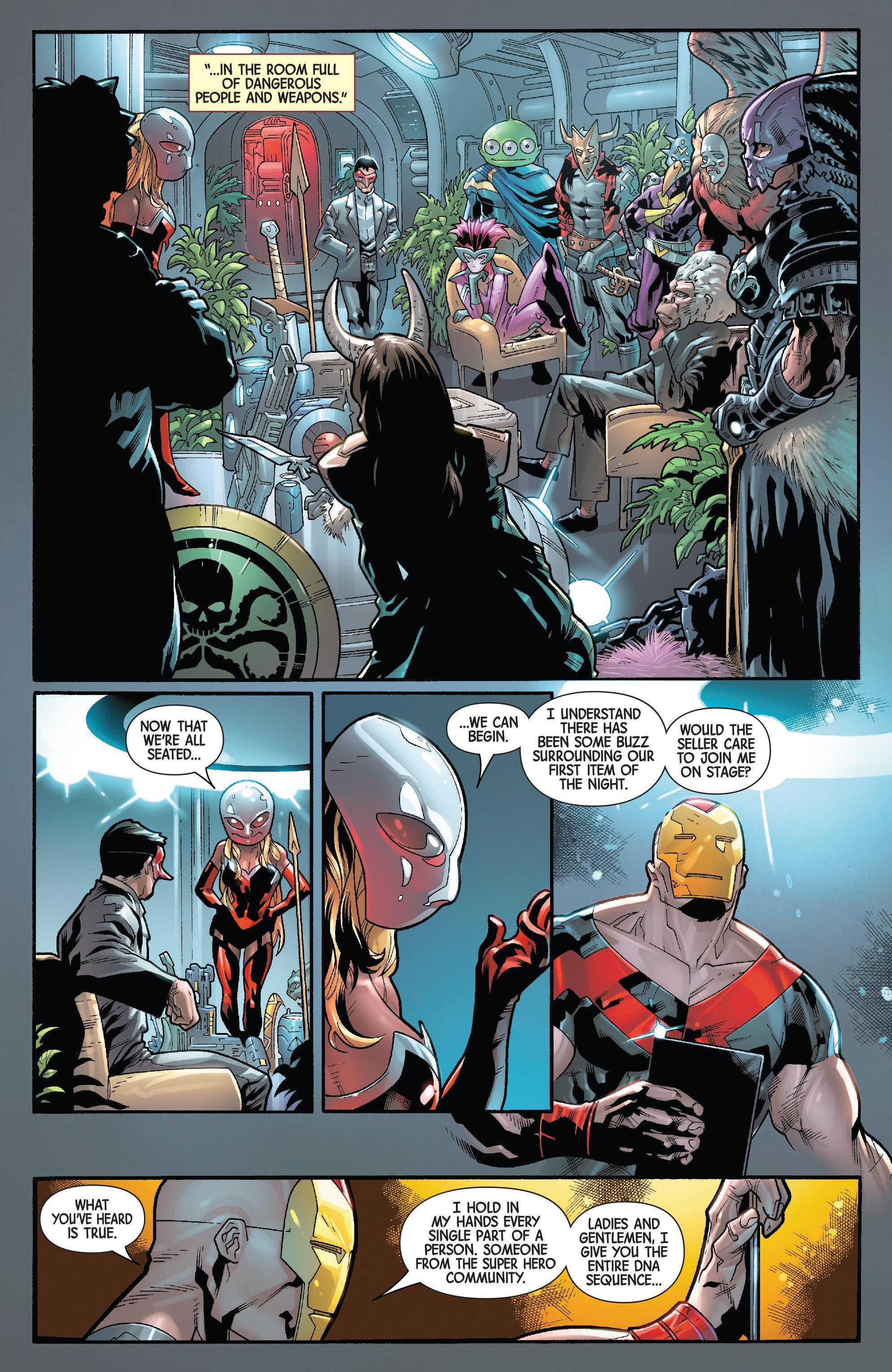 Hunt for Wolverine - The Adamantium Agenda review