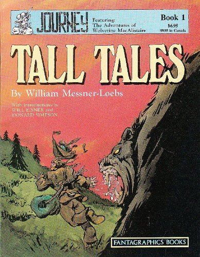 The Journey Saga Volume One: Tall Tales