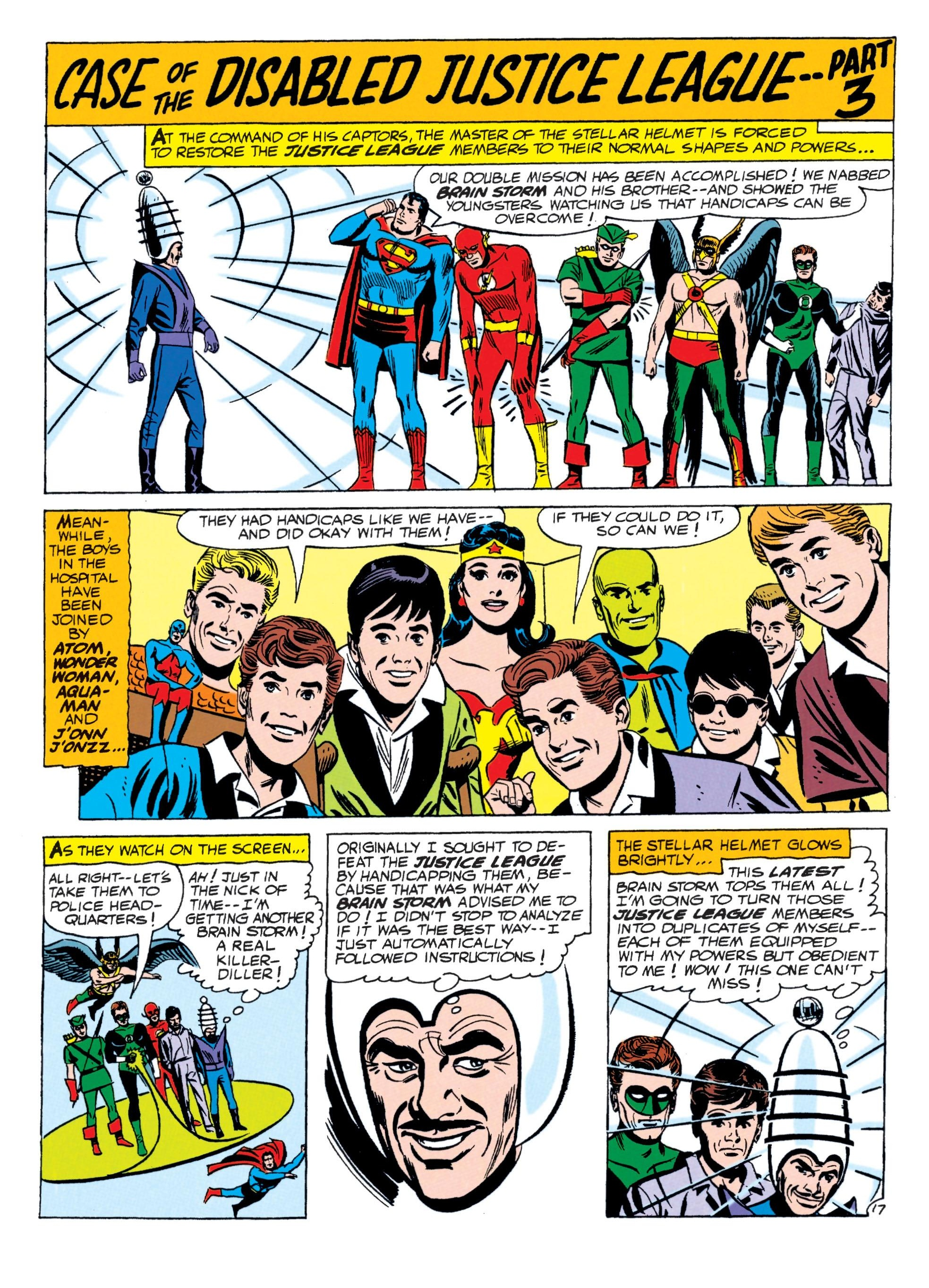 Justice League of America Archives 5 review