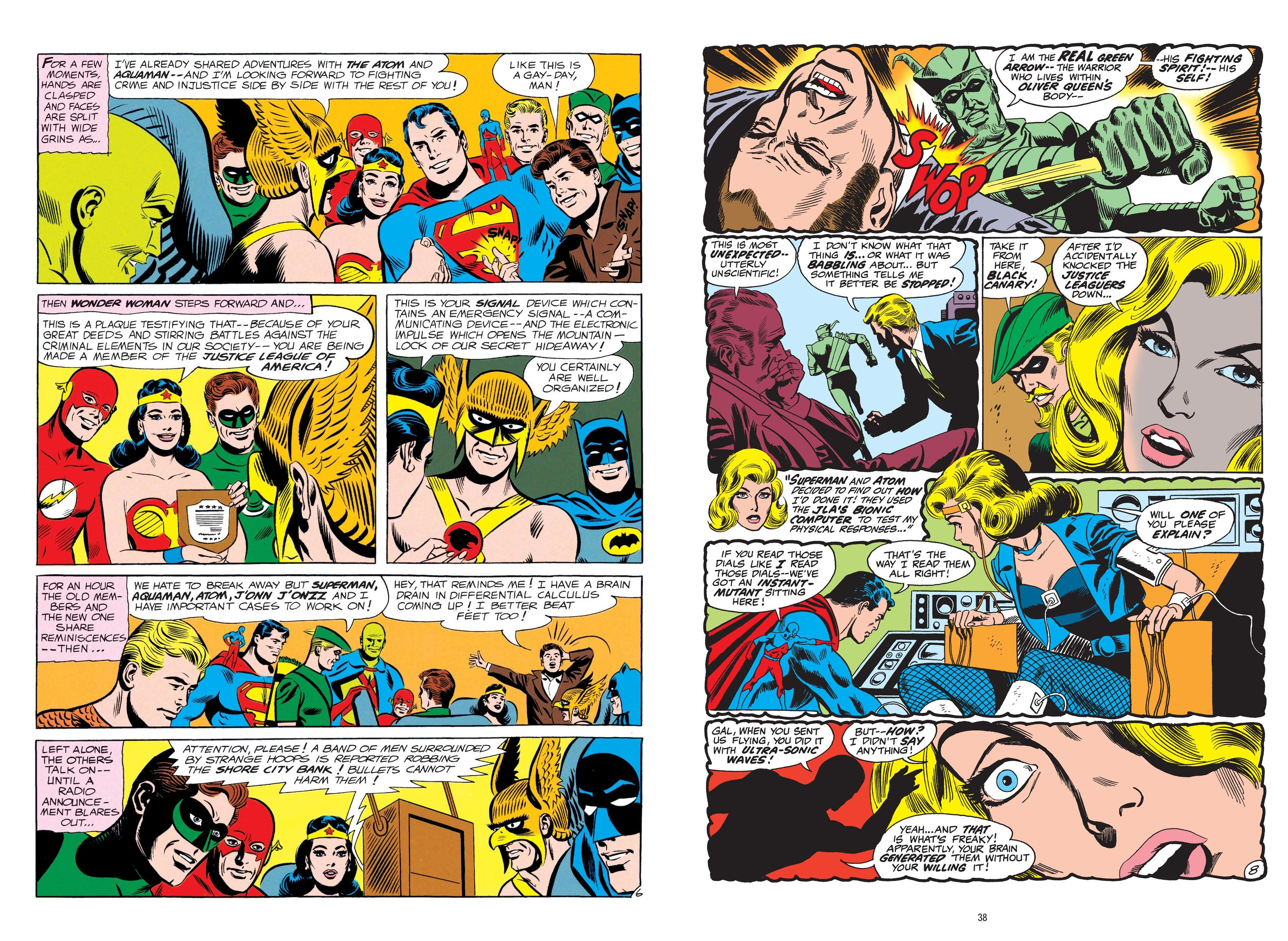 Justice League of America_ The Silver Age Omnibus V2 review