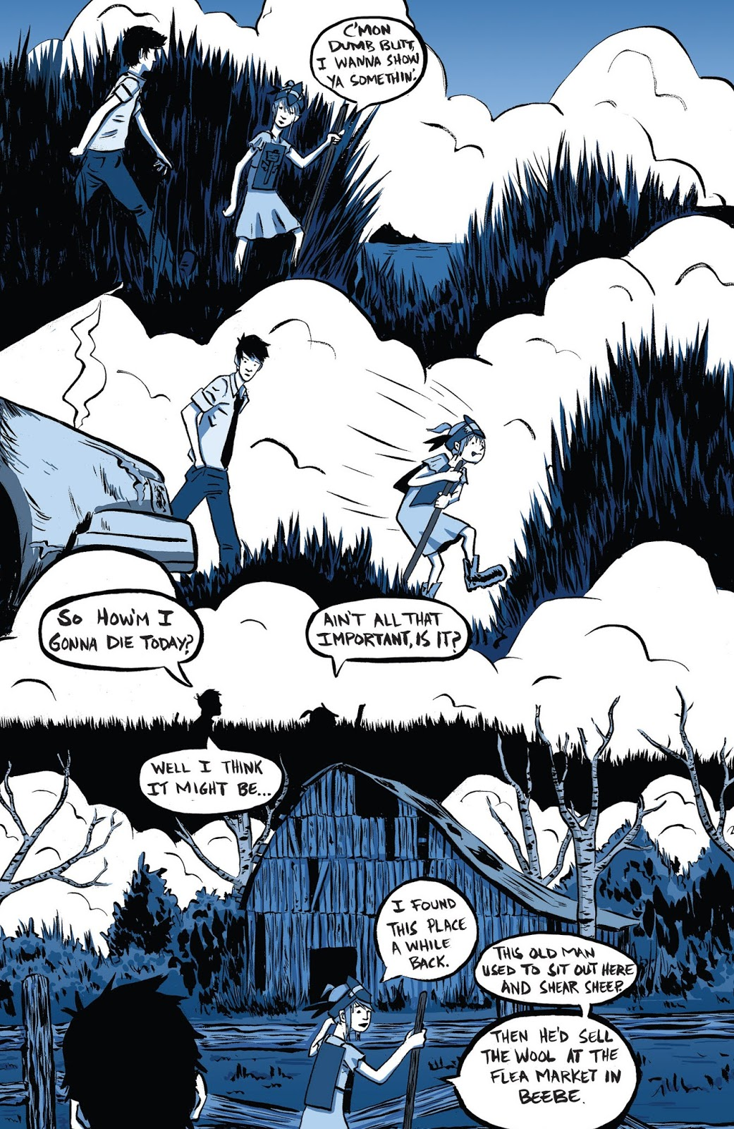 Long Walk to Valhalla review