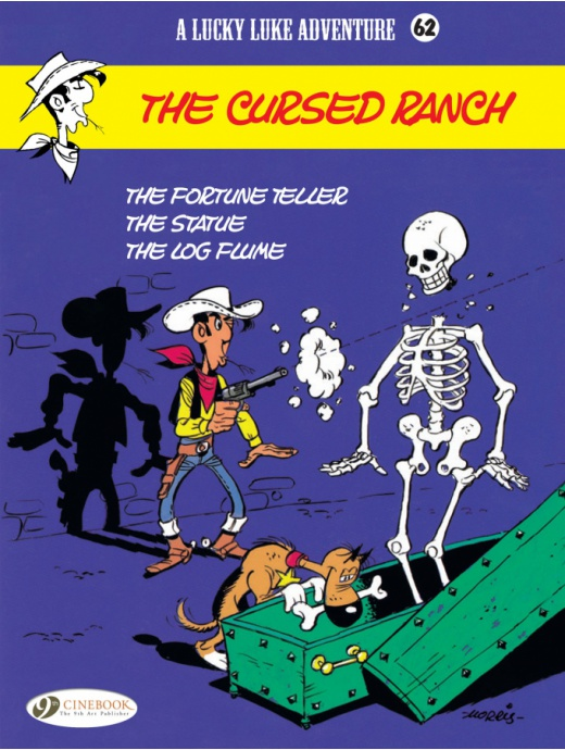 Lucky Luke: The Cursed Ranch