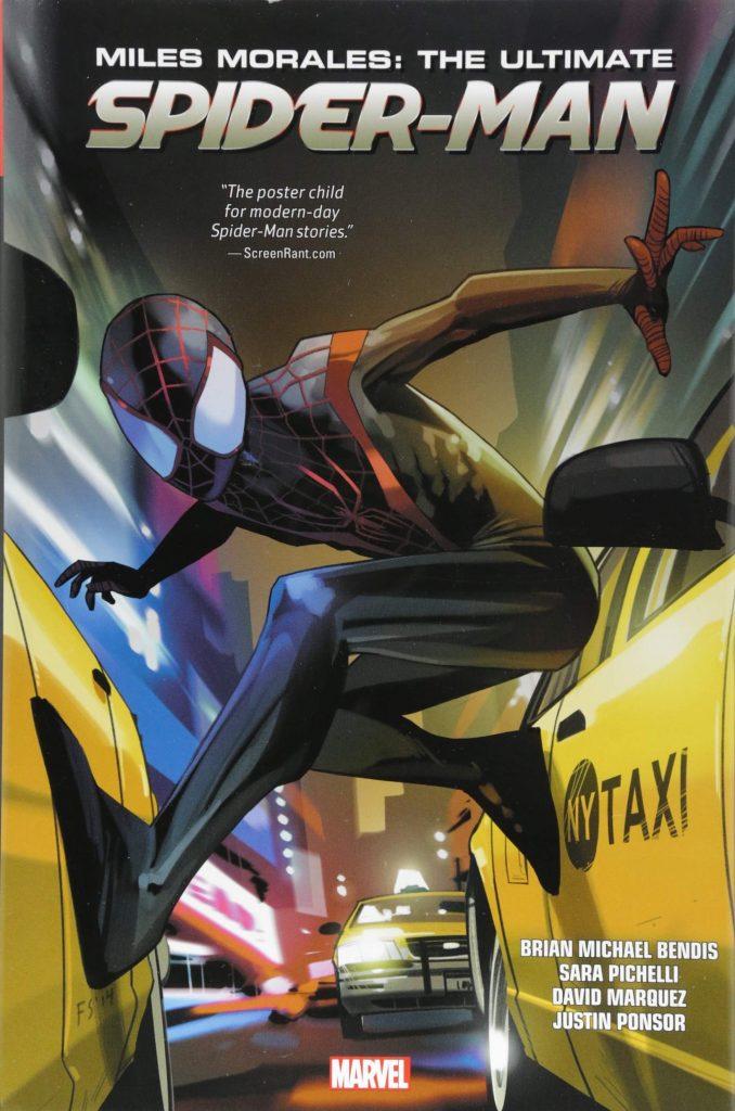 Miles Morales: The Ultimate Spider-Man Omnibus
