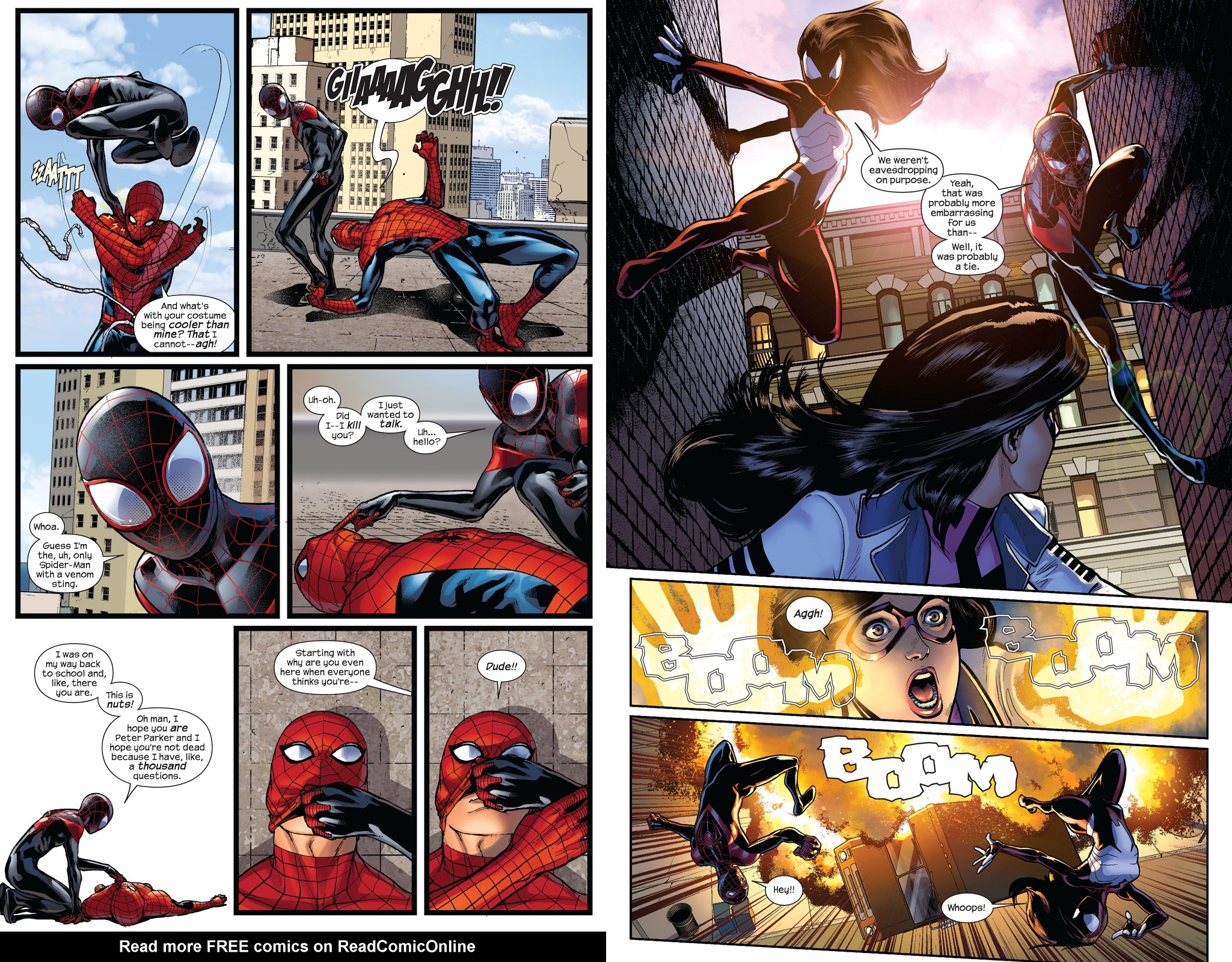 Miles Morales The Ultimate Spider-Man Omnibus review