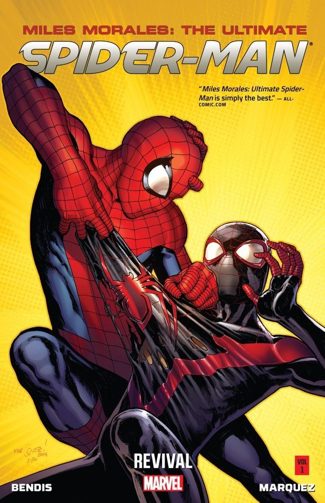 Miles Morales: The Ultimate Spider-Man – Revival