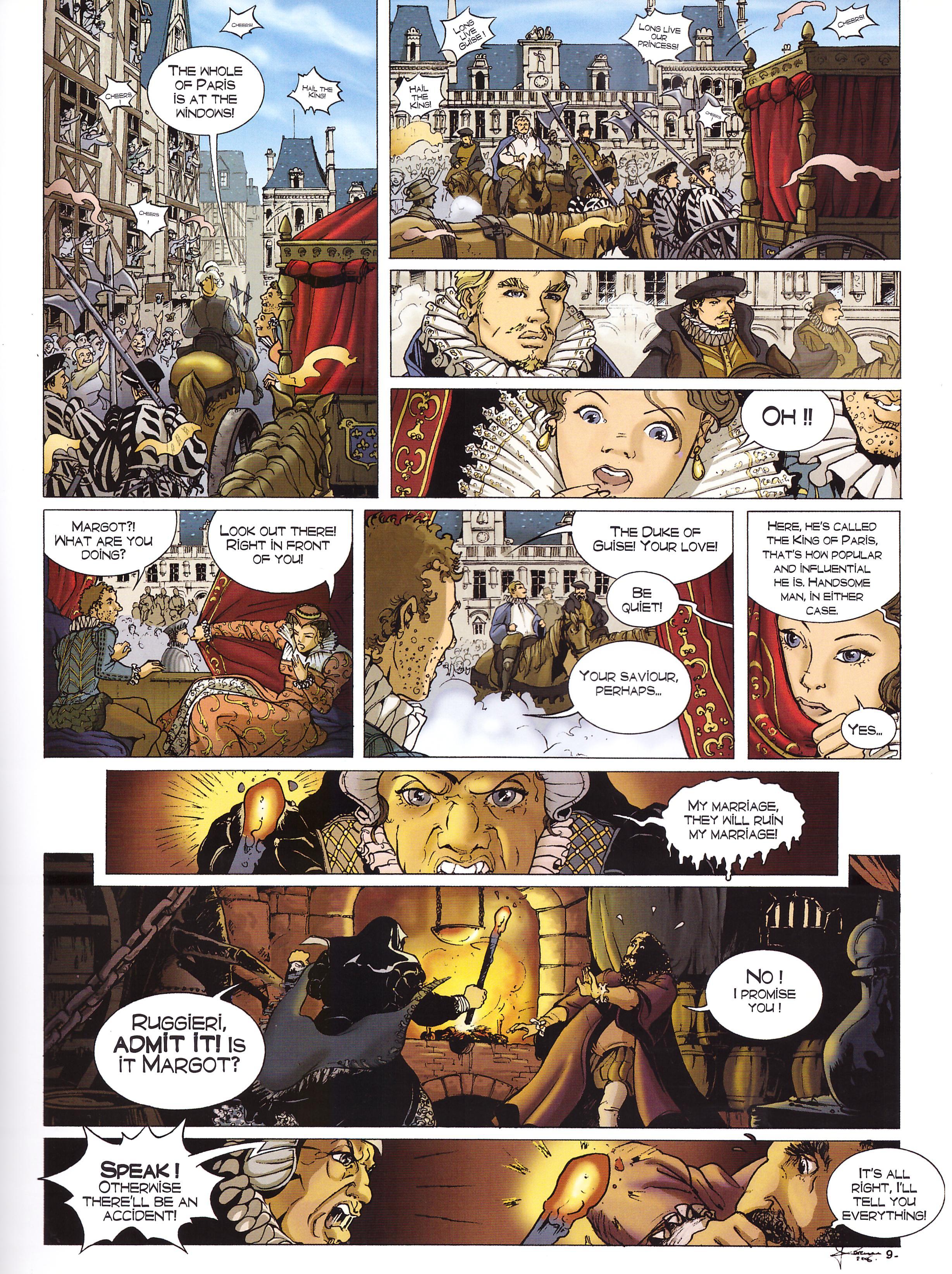 Queen Margot 2 The Bloody Wedding review