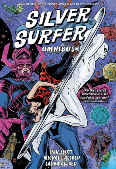 Silver Surfer Omnibus