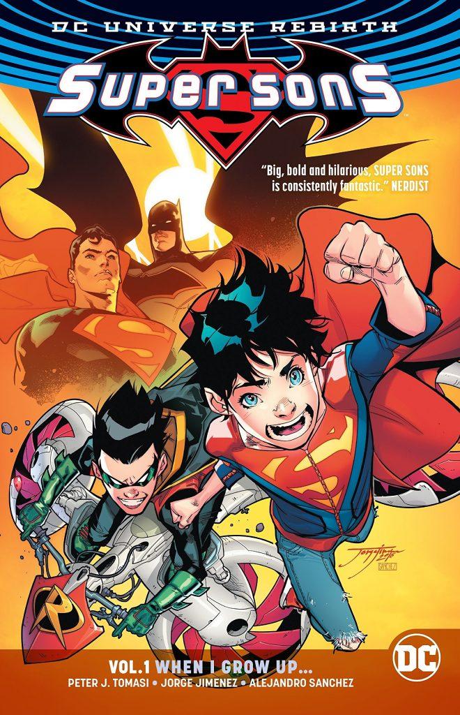 Super Sons Vol. 1: When I Grow Up