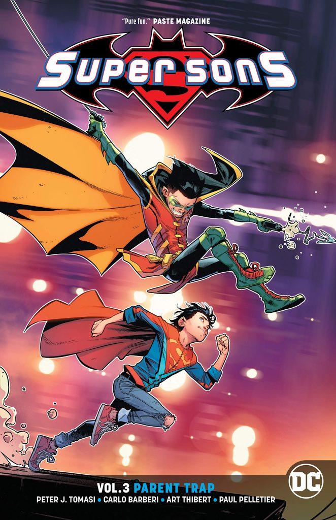 Super Sons Vol. 3: Parent Trap