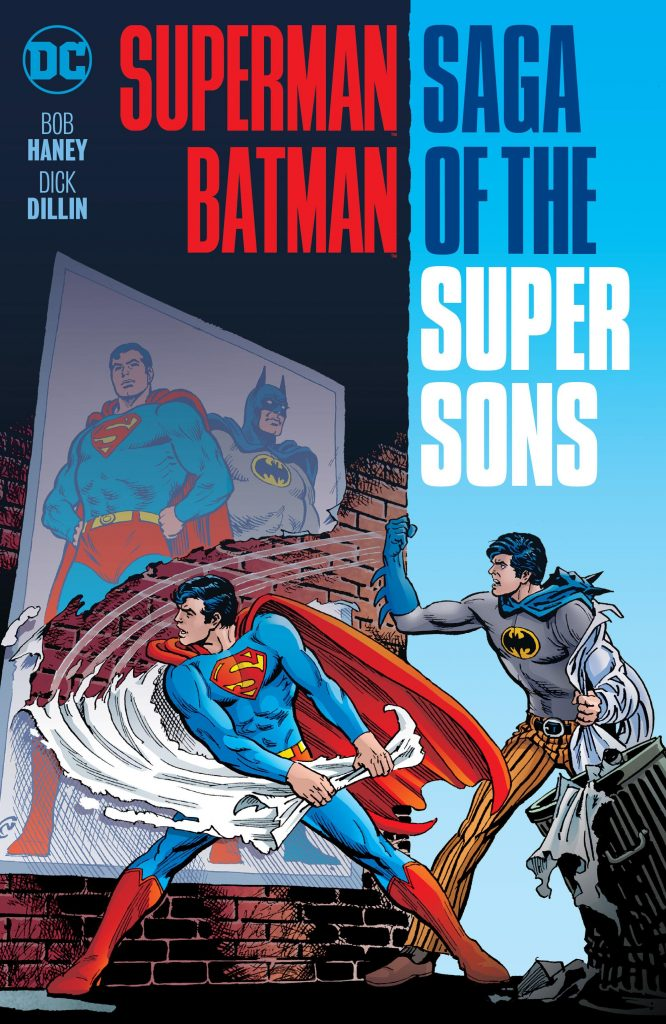 Superman/Batman Saga of the Super Sons