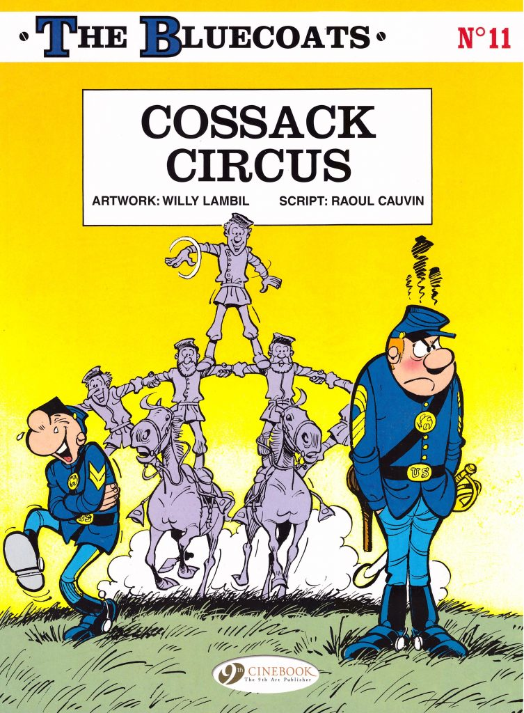 The Bluecoats: Cossack Circus