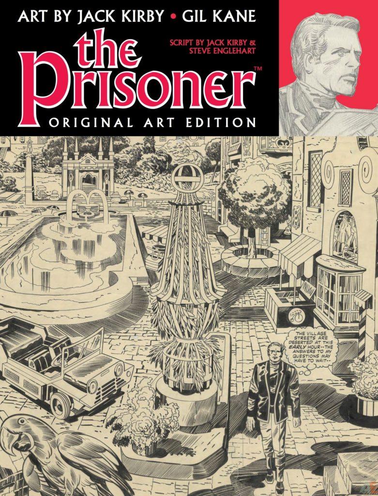 The Prisoner – Original Art Edition